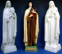 St Therese Garden Statue