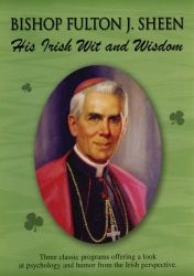 Bishop Sheens Irish Wit and Wisdom DVD