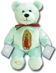 Our Lady of Guadalupe Bear