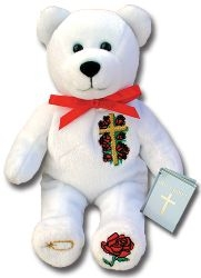 St Therese of Lisieux Bear