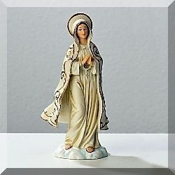 Our Lady of Fatima Small Statue
