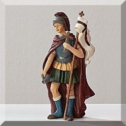 St Florian Small Statue