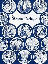 French Scriptural Rosary Book - Rosaire Biblique