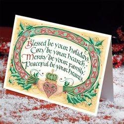 Claddagh Christmas Card - Irish Christmas Card - Abbey Press ...