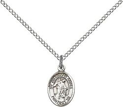 Guardian Angel Silver Medal - Small