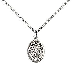 The Lord is My Shepherd Silver Medal - Small