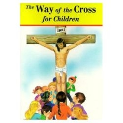 Way of the Cross for Children - St Joseph Picture Book