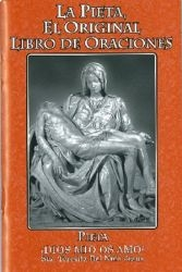 Spanish Pieta Prayer Book - La Pieta Devocionario