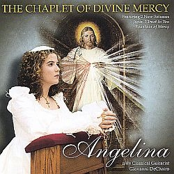 Chaplet of Divine Mercy - Angelina Music CD