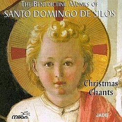 Christmas Chants - Benedictine Monks Music CD