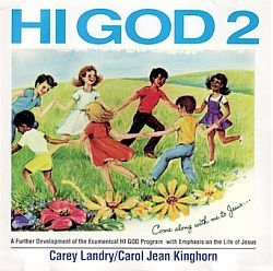 Hi God 2 - Carey Landry Music CD