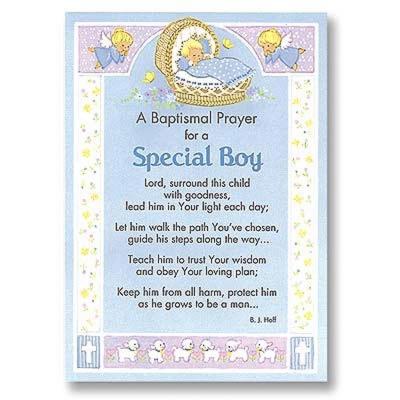 Baptism Card Baptism Boy Baptism Cards