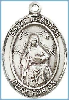St deborah patron saint