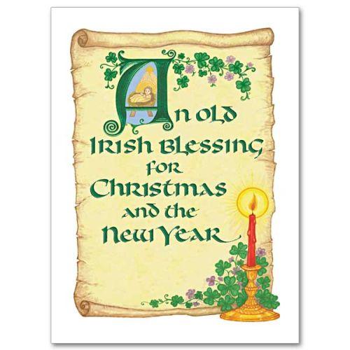 Irish Christmas Card - Printery House - Religious ...