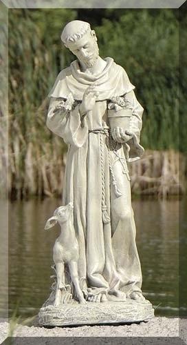 Delicieux St Francis Garden Statue