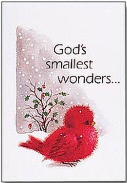 Christian Christmas Card - Abbey Press - Religious Christmas Card
