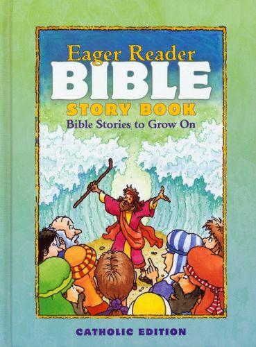 Bible Story Book - Catholic Children's Bible - Story Bible