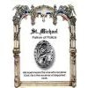 St Michael - Saint Pin - Religious Lapel Pin