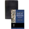 Douay-Rheims Bible Genuine Leather- Black