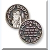St Joseph Pocket Token