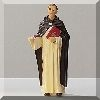 St Thomas Aquinas Small Statue