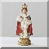 Infant of Prague Small Statue