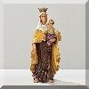 Our Lady of Mount Carmel Small Statue