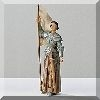 St Joan of Arc Small Statue