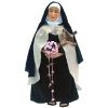 St Therese of Lisieux Soft Saint Doll