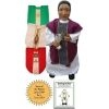 Catholic Priest Soft Saint Doll