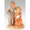 Adah and Jason Village Children - Fontanini 5 inch collection