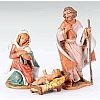 Holy Family - Fontanini 3.5 inch scale