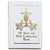 First Communion Mass Book - White