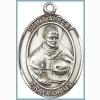 St Albert Medal - Sterling Silver - Medium