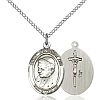 Pope Benedict Medal - Sterling Silver - Medium
