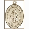 Blessed Karolina Medal - 14K Gold Filled - Medium