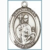 St Kilian Medal - Sterling Silver - Medium