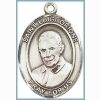 St Luigi Medal - Sterling Silver - Medium