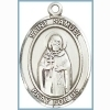 St Samuel Medal - Sterling Silver - Medium