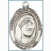 Blessed Teresa of Calcutta Medal - Sterling Silver - Medium