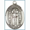 St Matthias Medal - Sterling Silver - Medium