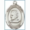 St John Bosco Medal - Sterling Silver - Medium