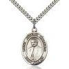 St Joseph Marello Medal - Sterling Silver - Medium