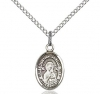 Our Lady of Perpetual Help Medal - Pewter - Small