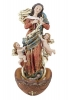 Our Lady Untier of Knots Holy Water Font