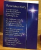 Christmas Card - Greatest Story - Abbey Press