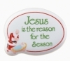 Jesus is the Reason Pin