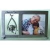 Memorial Tear Ornament Picture Frame