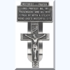 Crucifix Visor Clip - Motorist Prayer