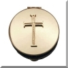 Pyx - Communion Pyx with Cross Design